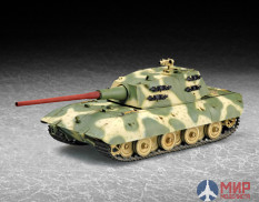 07121 Trumpeter 1/72 Танк German E-100 Super Heavy Tank