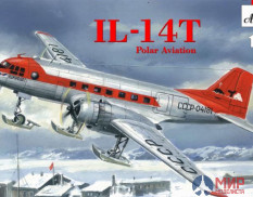AMO1481 Amodel IL-14T Polar Aviation
