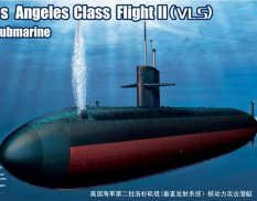 RN28006 Riich Models 1/350 Flight II /VLS/ Attack Submarine
