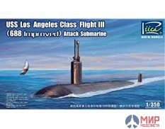 RN28007 Riich Models 1/350 Flight III /688 improved/ SSN