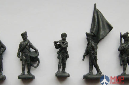 STR174 Strelets*R 1/72 Prussian Line Infantry on the March