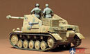 35060 Tamiya 1/35 Танк Marder II German Anti-Tank S.P. Gun с 2 фигурами
