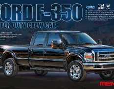 CS-001 Meng Model 1/24 Джип Ford F-350 Super Duty Crew Cab