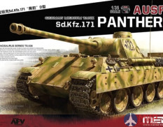 TS-038 Meng Model 1/35 Sd.Kfz.171 Panther ausf. D