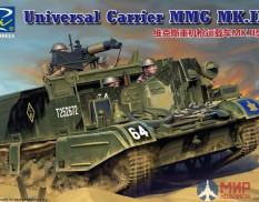 RV35016 Riich Models 1/35 Universal Carrier MMG Mk.II (.303 Vickers MMG Carrier)