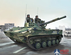 09557  Trumpeter БТР BMD-4 Airborne Infantry Fighting Vehicle  (1:35)