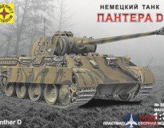 303550 Моделист 1/35 Танк Pz.Kpfw.V Panther Ausf.D