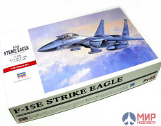 07248 Hasegawa Самолет F-15E Strike Eagle (U.S.A.F. Fighter/Attacker) 1/48