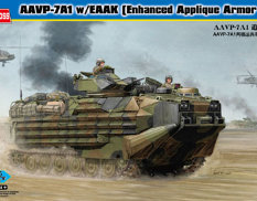 82414 Hobby Boss AAVP-7A1 w/EAAK (Enhanced Applique Armor Kit) 1/35