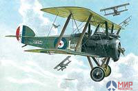 ROD053 Roden 1/72 Самолет Sopwith F.I Camel (w/ Bentley)