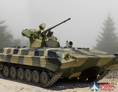 09572  Trumpeter БТР BMP-1AM Basurmanin  (1:35)