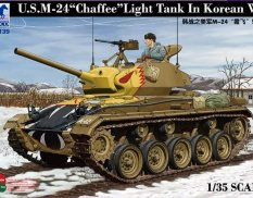 CB35139 Bronco Models 1/35 Танк US M-24 Chaffee in Korean War