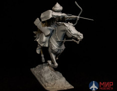 H-54-017 Altores Studio 54mm Фигура конная TURKISH ARCHER The Ottoman Empire 16-17 century (1:32)