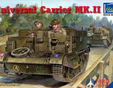 RV35027 Riich Models 1/35 Universal Carrier Mk.II (full interior)