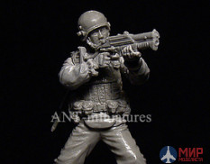 35-041 ANT-miniatures 1/35 Офицер спецназа ФСБ с GM-94
