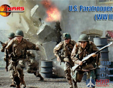 MR72120 MARS 1/72 US Paratroopers (WWII)