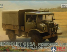 72012 IBG models Chevrolet C15A Personnel Lorry Cab 12 & 13