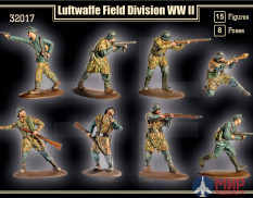 MR32017 MARS Luftwaffe Field Division WWII