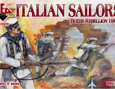 RB72029 Red Box 1/72 Italian Sailors