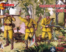 MR32015 MARS Japanese Infantry WWII
