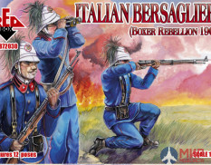 RB72030 Red Box 1/72 Italian Bersaglieri