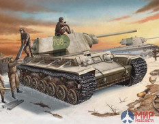 00359 1/35 Trumpeter KV-1 (1942) heavy tower