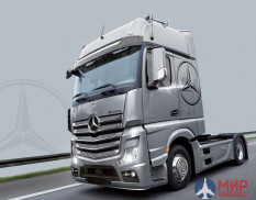 3905 Italeri автомобиль Mercedes Benz Actros MP4 Gigaspace (1:24)