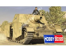 "80134 Hobby Boss САУ German SturmPanzer IV (Early) Sd. Kfz.166 ""Brummbar"" 1/35"