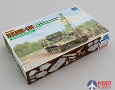 09554 Trumpeter Russian BREM-1M Armoured Recovery Vehicle