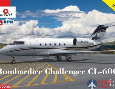 AMO72298 Amodel Bombardier Challenger CL-600