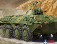 01593 Trumpeter 1/35 Russian BTR-70 APC in Afghanistan