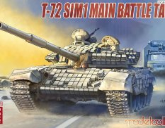 UA72131 ModelCollect 1/72 T-72 SIM1 Main Battle Tank