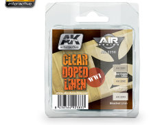 AK-2290 AK-Interactive AK 2290 CLEAR DOPED LINEN Set