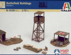 6130 Italeri 1/72 Sentinel buildings