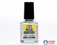 Tamiya 87176 Adhesive decals (10ml.)