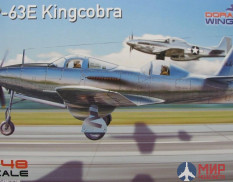 DW48003 Dora Wings TP-63E Kingcobra 1/48