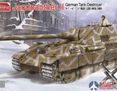 35A011 Amusing Hobby 1/35 Немецкий танк German Tank Destroyer Jagdpanther II