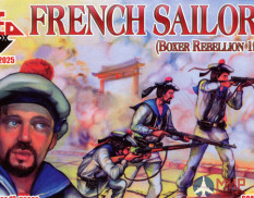 RB72025 Red Box 1/72 French Sailors