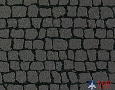 Tamiya 87166 Diorama. A4 sheet (cobblestones medium)