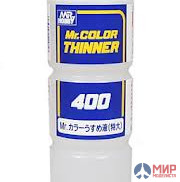 T-104 Gunze Sangyo Mr.Color Thinner T104. Thinner for enamel 400ml.