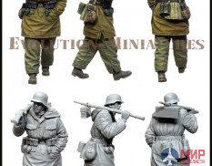 EM-35211 Evolution Miniatures German soldier WW2