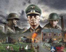 6118 Italeri Набор миниатюр WWII : 1940 BATTLE OF ARRAS - ROMMEL'S OFFENSIVE - BATTLE SET (1:72)
