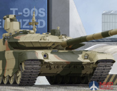 05549 Trumpeter 1/35 Russian T-90MS