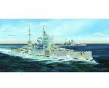 Trumpeter 05324 1/350 British HMS Queen Elizabeth British battleship