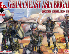 RB72024 Red Box German East Asia Brigade