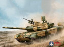 09526 Trumpeter танк  Russian T-80UM-1 MBT  (1:35)