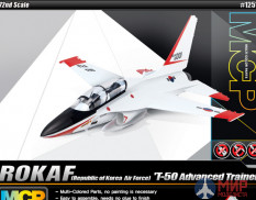 12519 Academy 1/72 ROKAF T-50 Advanced Trainer