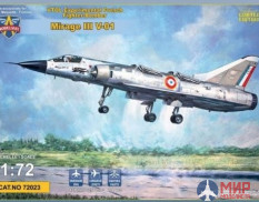MSV72023 ModelSvit 1/72 VTOL Experimental French Fighter-Bomber Mirage III V-01