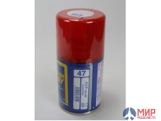 S047 Gunze Sangyo Paint in aerosol cans MR.HOBBY 100ml CLEAR RED