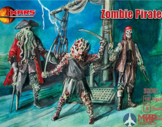 MR32021 Mars 1/32 Zombie Pirates